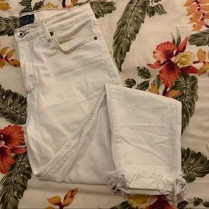 Lucky White Bridgett skinny jeans